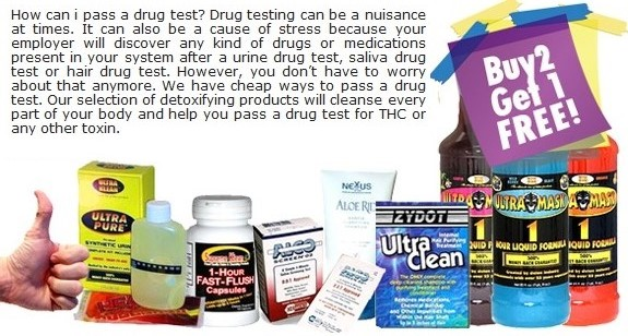 Marijuana Pass Drug Test Near Lexington-Fayette Kentucky