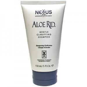 Nexxus Aloe Rid Shampoo for Hair Detox