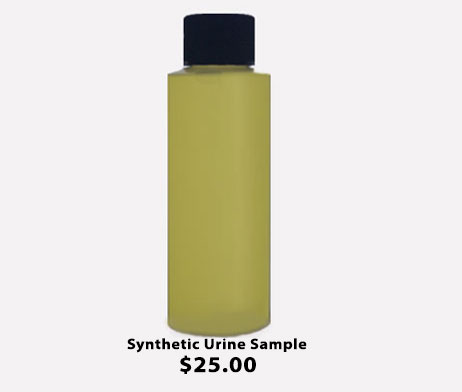 Synthetic Urine Sample