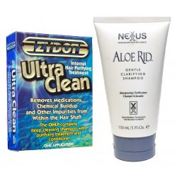 Aloe Rid & Zydot Ultra Clean Hair Shampoo