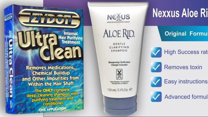 Nexxus Aloe Rid & Zydo Ul;tra Clean