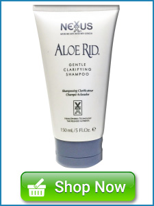 Nexxus aloe rid hair detox shampoo to pass a hair follicle drug test