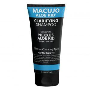 Macujo Aloe Rid Hair Detox Shampoo